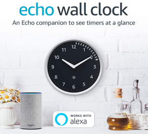 Amazon-Echo-Wall-Clock-see-timers-at-a-glance-requires-compatible-Echo-device