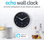 Amazon-Echo-Wall-Clock-see-timers-at-a-glance-requires-compatible-Echo-device thumbnail 1
