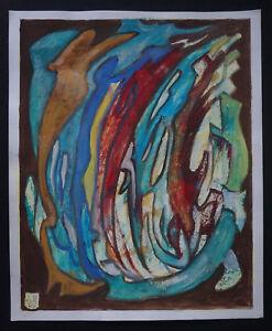Signé 1992 Von Der Loo Composition United G T.m 1911/1996