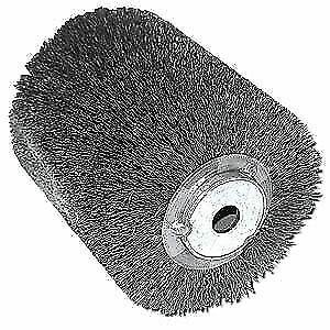 80mm Dia 180//320//600 Grit Abrasive Brush Grinding Polishing Tools For Stone Wood