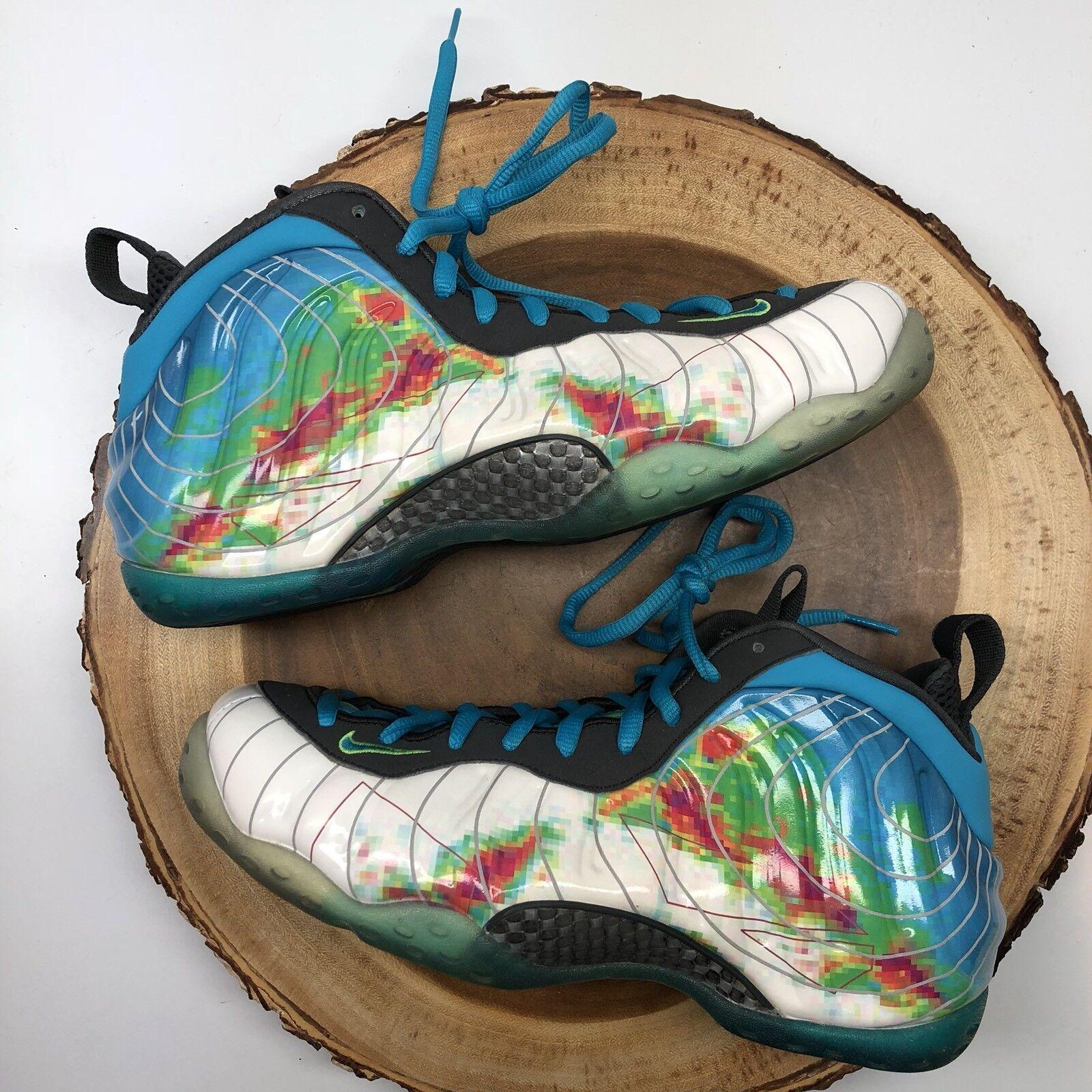 Nike Air Foamposite One PRM Weatherman Jordan 575420 100 Size 9 Jordan Weatherman Penny I II Pro 377664