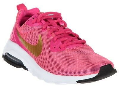 Girls Youth NIKE AIR MAX MOTION Pink Athletic//Running Sneakers Shoes 917655 NEW