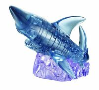 3d Crystal Puzzle Shark , New, Free Shipping on sale