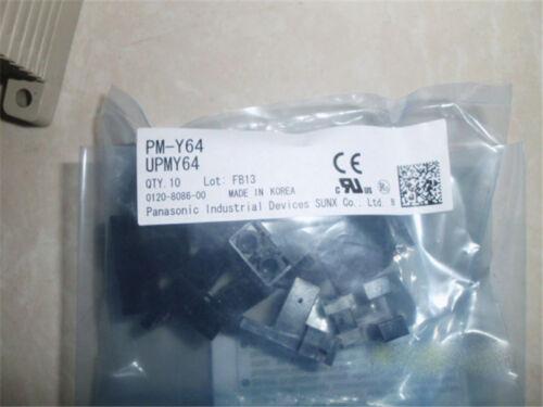 10PCS SUNX Panasonic Photoelectric switch sensor PM-Y64