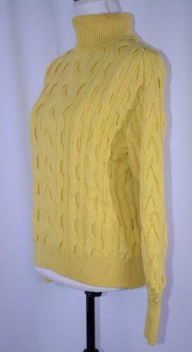 Størrelse Strik Uld Outdoor 34 Sweater Kabel Small Turtleneck Mondi Women's Pullover UZBAUt