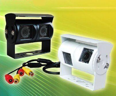 """Sistema de Visión Trasera Monitor Espejo 7/"""" /& Cámara CCD Sony doble Twin"""