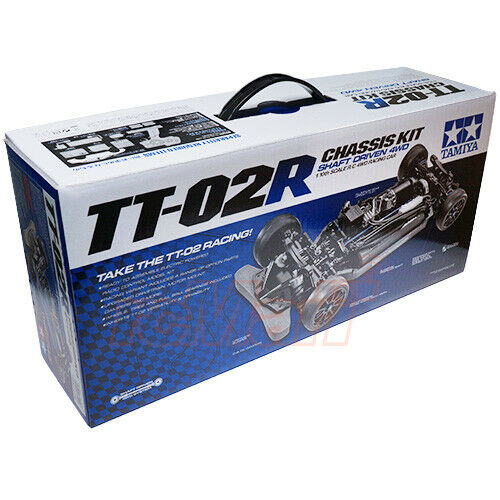 Tamiya 1//10 TT02R Chassis Kit #47326