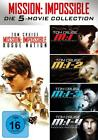 Mission: Impossible - 5-Movie-Set  [5 DVDs] (2016)