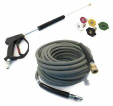 SPRAY GUN, WAND, 100' (Non-Mark) HOSE & TIPS  Excel Devilbiss EXWGC3030, 3003CWH