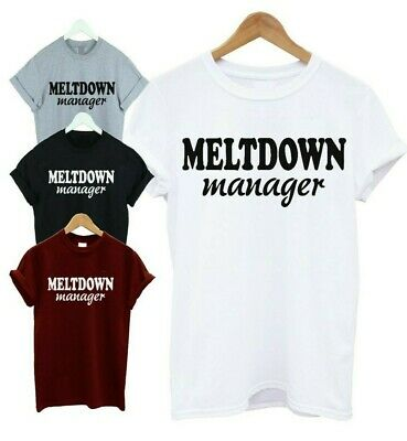 Mum Mother Manager Womens T-Shirt Momager