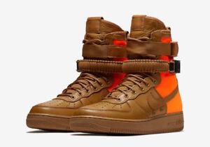 Nike SF AF1 QS Special Field Air Force 1 Desert Ochre SZ 10 903270-778 NO BOX