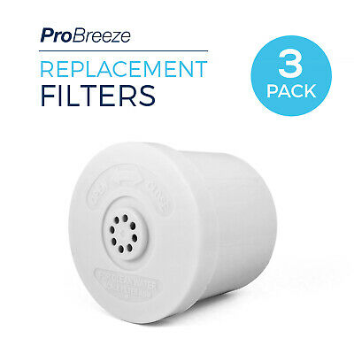 Pro Breeze 3 x Ion Exchange Resin Filters for Ultrasonic 3.5L Humidifier (PB 09) 5060596020108 | eBay
