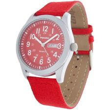 Impulse IM8479SR Mountaineer (Steinhausen) Mens Watch Red Dial Day/Date