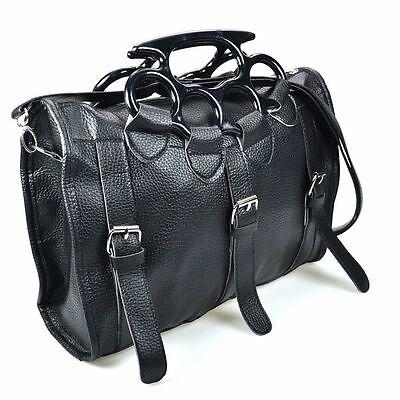 Poizen Industries Lethal Bag Black Women Goth Emo Punk Ladies SPECIAL OFFER £15