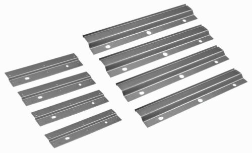 1987-1993 Ford Mustang Fender /& Quarter Panel Ground Effects Brackets Set of 8