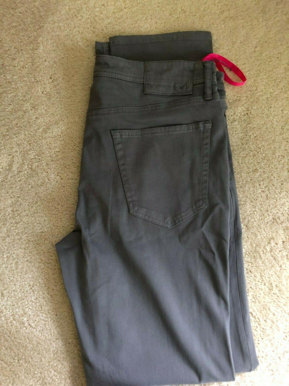 G Fore Cinq Poche-Pantalon anthracite Neuf avec étiquettes 40x32
