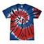 Tie-Dye-Kids-T-Shirts-Youth-Sizes-Unisex-100-Cotton-Colortone-Gildan thumbnail 13