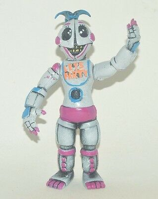 TOY FIGURE MEXICAN FIVE NIGHTS AT FREDDY /'ANIMATRONICS FUNTIME CHICA 7 IN