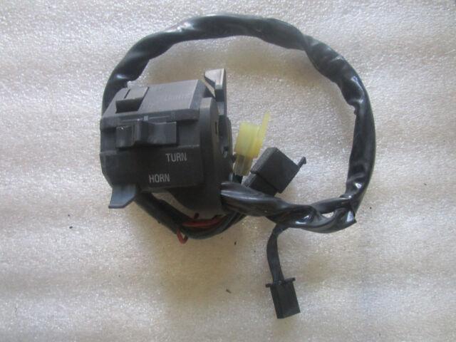 5. KAWASAKI GPZ 900 ZX 900 A BOUTON DE GUIDON GAUCHE interrupteur