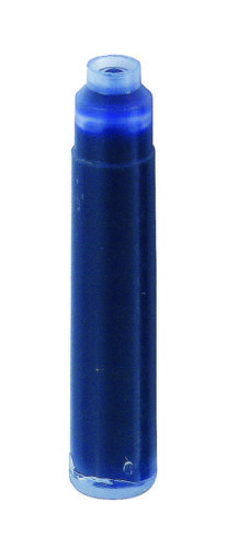 Helix Oxford Universal Blue Erasable /& Black Refill Ink Cartridges Fountain Pen