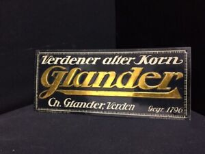 Glander-Vecchio-Grano-Verden-Ch-Gander-Vecchio-Targa-di-Latta-D-Del-1910