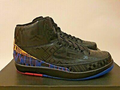 Nike Air Jordan 2 Retro BHM 'Black History Month' New(US11.5) Bred chicago 1 4 5 | eBay