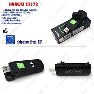 Huawei E3372h-153 150Mbps LTE 4G 3G 2G Mobile USB Modem