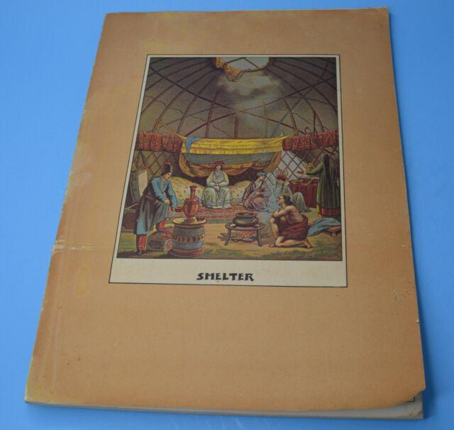 SHELTER Magazine 1973 Hand Built Housing Shelters Publication California