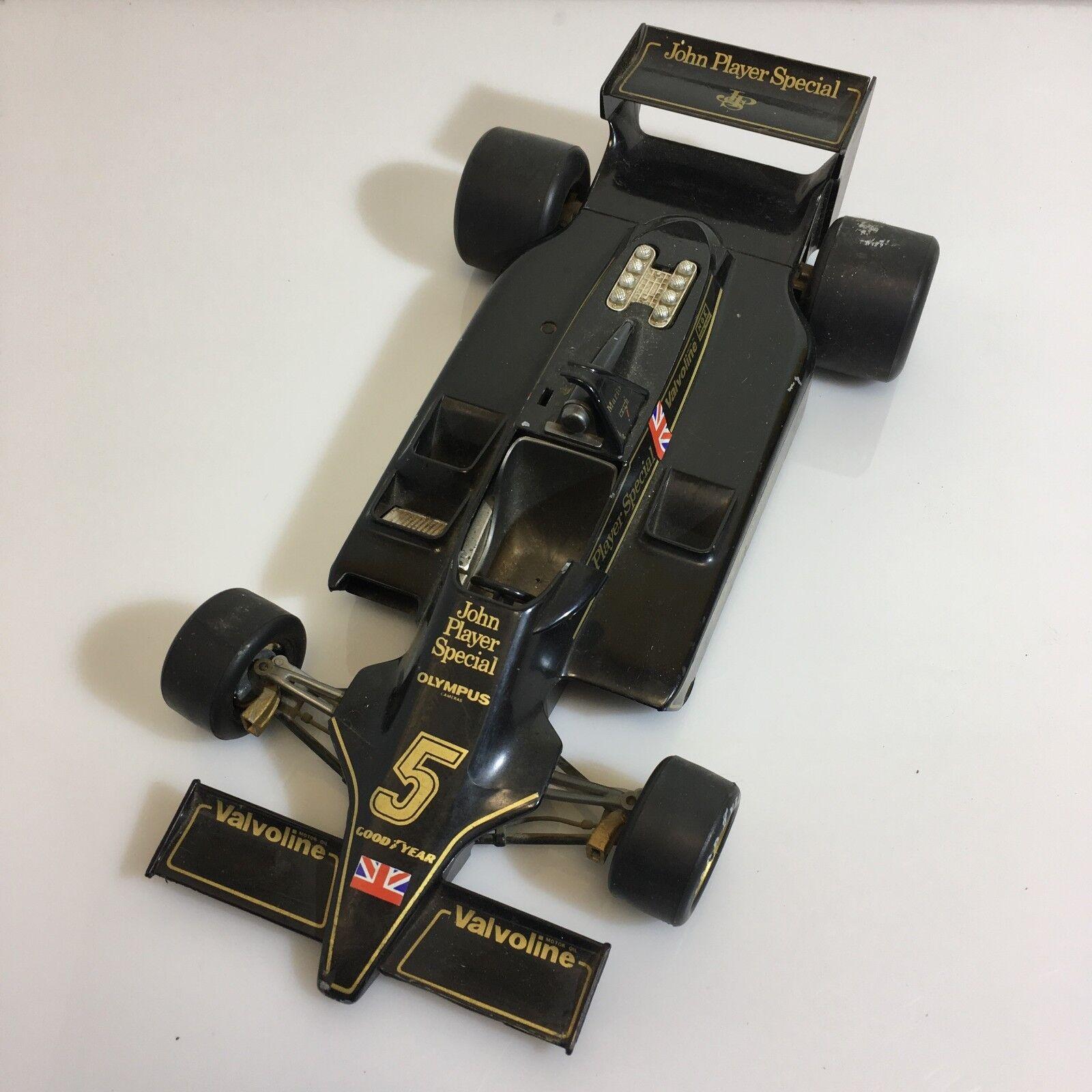 BURAGO John Player Special Olympus 1 14 1 14 Formula 1