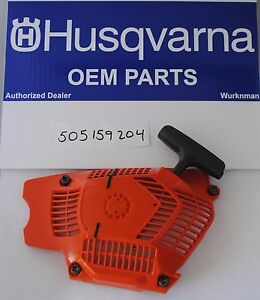 Husqvarna-OEM-505159204-Chainsaw-Starter-Recoil-Assembly-Fits-562XP-560-555