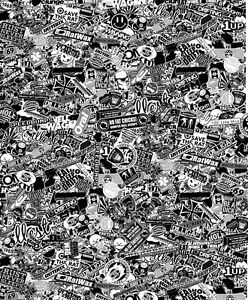 Black-amp-White-sticker-bombing-sheet-1-32-metres-x-1-6-metres-XXL-size