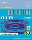 Objective IELTS Advanced Self Study Student's Book with CD ROM by Michael Black, Annette Capel (Mixed media product, 2006)