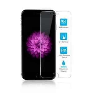 100-De-Proteccion-Protector-de-pantalla-de-vidrio-templado-genuino-para-Apple-iPhone-6S-Nuevo