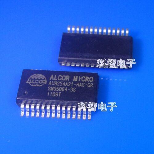 5X AU9254A21-HAS-GR USB Hub Controller SSOP28