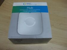 New -Samsung Smarthings Hub Connect 100+ Devices 1 App Smarthome Home Automation