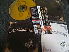GAMMA RAY / alive / JAPAN LTD CD OBI