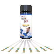 Ph Test Strips Litmus Paper Testing 0 14 200ct Drinking Water Urine Saliva