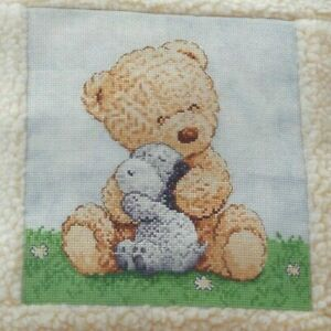 New Baby Boy Teddy Bear Nursery