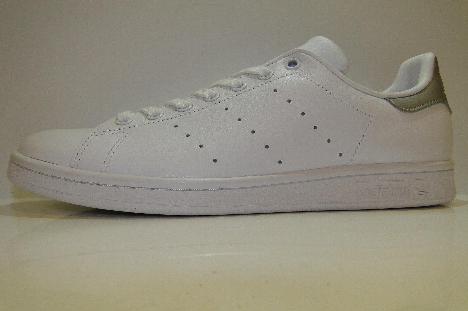 Adidas Originals Stan Smith (AQ2345) - blanc/argent Argent    femme trainers bff581