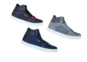 66761f3eb2f3 mens new unsung hero hi top jepson trainers sneakers in 3 colours 6 ...