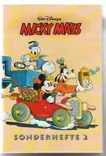 Micky Maus Reprint Kassette Nr.4 Sonderhefte 2 in Topzustand !!!