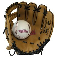 Midwest Baseball Junior Glove and Ball Set
