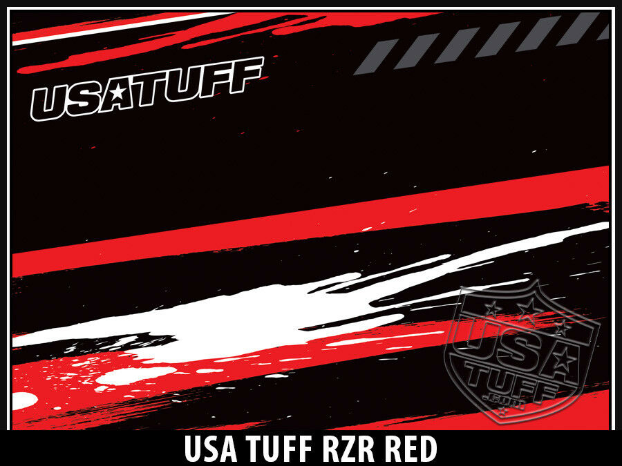 USATuff Custom Cooler Decal Wrap Wrap Wrap fits YETI Tundra 125qt FULL RZR SxS ROT 338c05