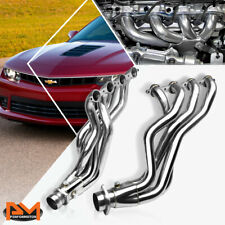 2010 CHEVY CAMARO 1SS//2SS L99//LS3 6.2L V8 STAINLESS EXHAUST CHROME HEADER+GASKET
