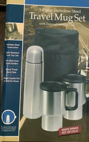 Details about  /travel mug set