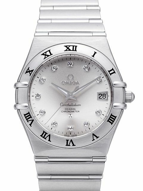 f3ac39cf193 OMEGA Constellation 160 Years Anniversary Edition Men s Diamond Watch  Complete for sale online