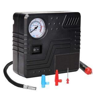 Portable-Air-Compressor-Pump-150-Psi-Dc-12V-Auto-Tire-Inflator-Gauge-Car-Pu