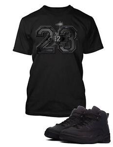 best website d36bb 1280c Image is loading 23-Tee-Shirt-to-Match-Retro-Air-Jordan-