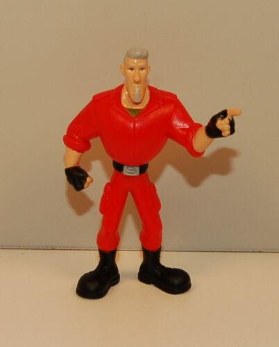 "NEW 3/"" Steve PVC Plastic Action Figure Movie Toy Arthur Christmas"