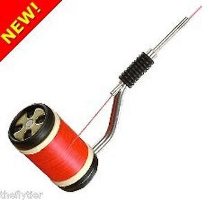 RITE HALF HITCH BOBBIN Fly Tying Bobbin Thread Holder Tool NEW!